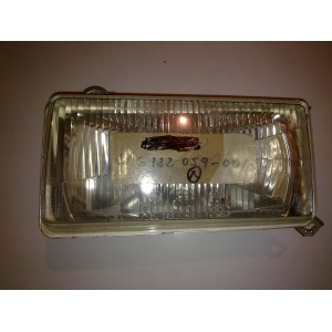 headlight unit (halogen) 811941105f