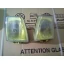 321941065b halogen fog lamp, yellow light, left