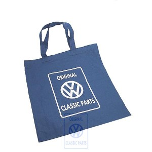 Cotton bag in a Volkswagen Classis Parts design
